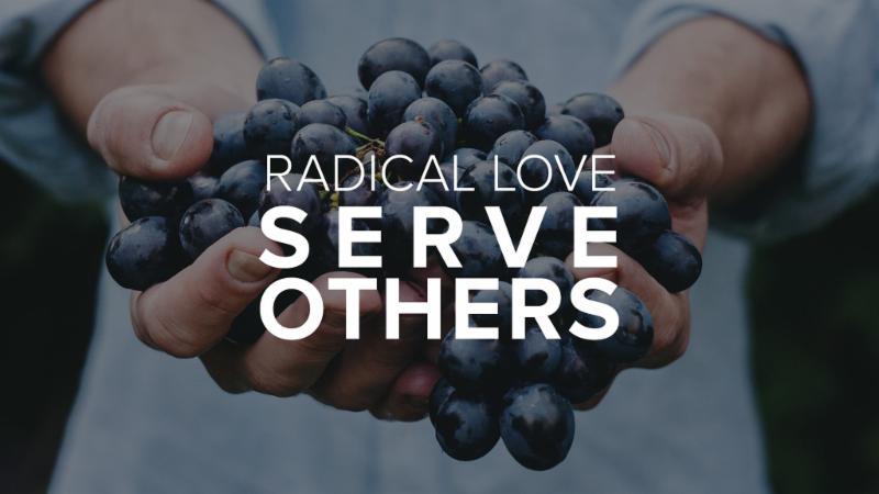 Serve Others Saturday