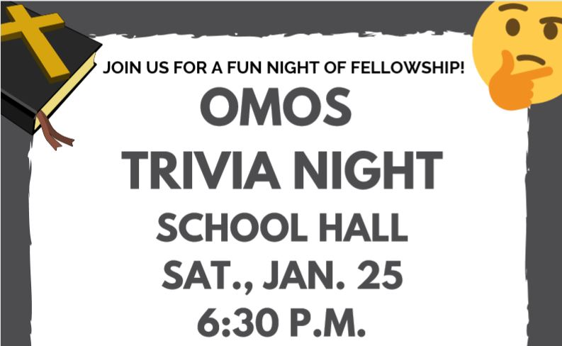 OMOS Trivia Night
